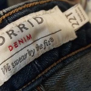 torrid Jeans - Torrid 22T jeans